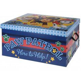 Home collection Úložná krabice pro děti Tlapková patrola (Paw Patrol) 49,5x39x24cm