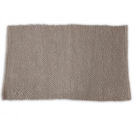TODAY Koupelnová předložka 50x80 cm Mastic - šedobéžová