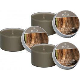 Price´s SIGNATURE vonné svíčky v plechu Královský dub 123g 3ks