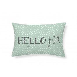 TODAY TODAY dětské polštářky Hello Fox - Hello Fox 30x50 cm