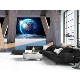 *Pohled z jiného světa (200x140 cm) - Murando DeLuxe