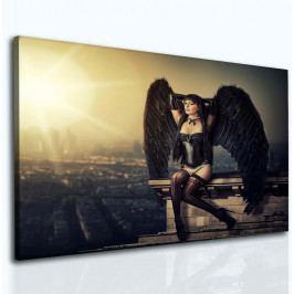Temný anděl (50x40 cm) - InSmile ®