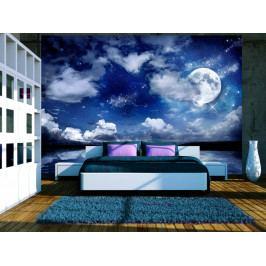 *Magická noc (200x140 cm) - Murando DeLuxe