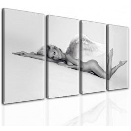 Obraz sexy anděl (160x90 cm) - InSmile ®