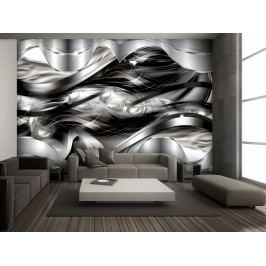 * Platinová mlha (150x105 cm) - Murando DeLuxe