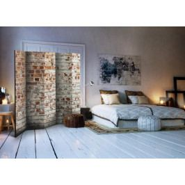 Paraván památné stěny II (225x172 cm) - Murando DeLuxe