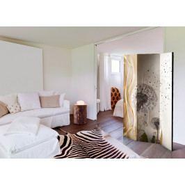 Paraván letmý moment (135x172 cm) - Murando DeLuxe