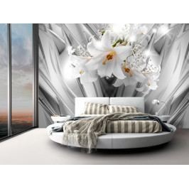 *Ocelové lilie (150x105 cm) - Murando DeLuxe