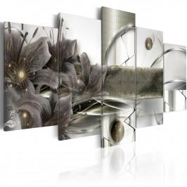 Murando DeLuxe Kosmické květiny Velikost: 200x100 cm