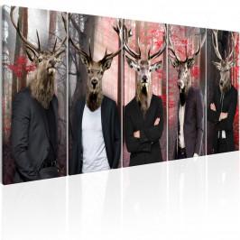 Murando DeLuxe Lesní zvěř Velikost: 225x90 cm