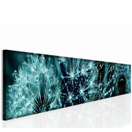 InSmile ® Panoramatický obraz chmýří Velikost: 180x30 cm