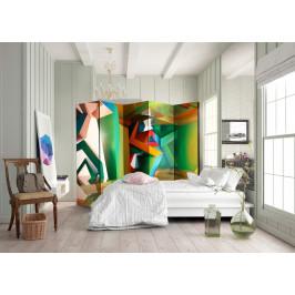 Murando DeLuxe Paraván barevný prostor Velikost: 225x172 cm