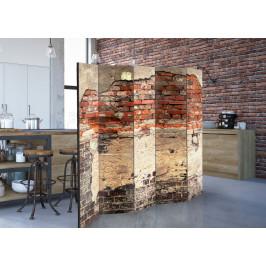 Murando DeLuxe Paraván historie města Velikost: 225x172 cm