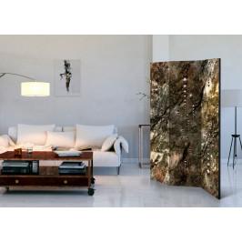 Murando DeLuxe Paraván mramorové poklady Velikost: 135x172 cm