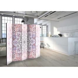 Murando DeLuxe Paraván perfektní mandala I Velikost: 225x172 cm