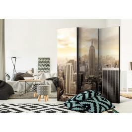 Murando DeLuxe Paraván světla New Yorku Velikost: 135x172 cm