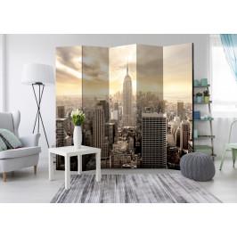 Murando DeLuxe Paraván světla New Yorku I Velikost: 225x172 cm