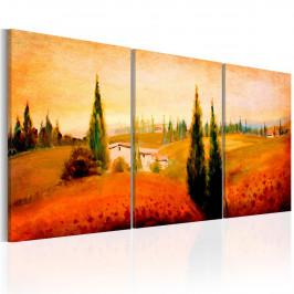 Murando DeLuxe Ukryté údolí Velikost: 120x60 cm