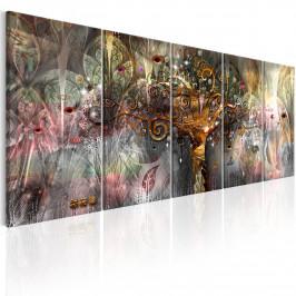 Murando DeLuxe Vícedílný obraz - země štěstí Velikost: 225x90 cm