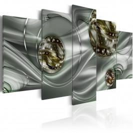 Murando DeLuxe Zelené snění Velikost: 200x100 cm