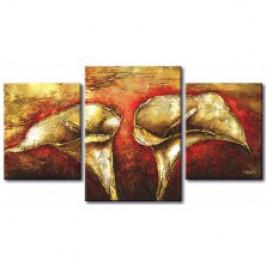 Murando DeLuxe Zlaté kvítí Velikost: 117x63 cm