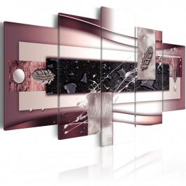 Murando DeLuxe Růžová harmonie Velikost: 200x100 cm