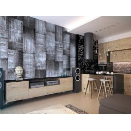 Murando DeLuxe Mosazný sen Klasické tapety: 49x1000 cm - samolepicí