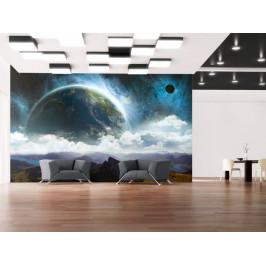 Murando DeLuxe Fototapeta - Země Rozměry (š x v) a Typ: 147x105 cm - samolepící