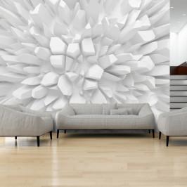 Murando DeLuxe 3D Rostoucí krystaly Rozměry (š x v) a Typ: 147x105 cm - samolepící