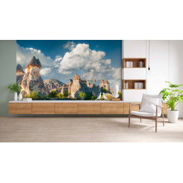 InSmile ® Fototapeta Krajina kouzel Vel. (šířka x výška): 144 x 105 cm
