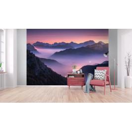 InSmile ® Tapeta východ slunce Vel. (šířka x výška): 144 x 105 cm