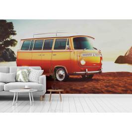 InSmile ® Tapeta Léto na pláži Vel. (šířka x výška): 144 x 105 cm