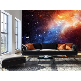 Murando DeLuxe Tapeta vzdálený vesmír Rozměry (š x v) a Typ: 250x175 cm - vliesové
