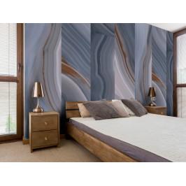 Murando DeLuxe Tapeta Mořský proud Klasické tapety: 50x1000 cm - vliesové