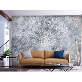 Tapeta jemná mandala (200x140 cm) - Murando DeLuxe
