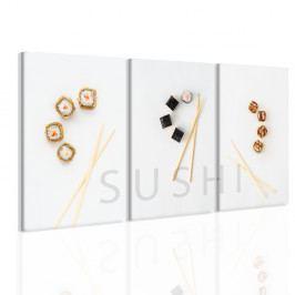 Obraz sushi I (180x80 cm) - InSmile ®