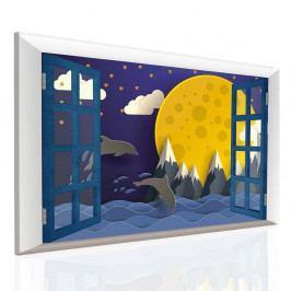 Dětský obraz  sladké sny (150x100 cm) - InSmile ®