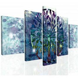Obraz na zeď abstraktní strom II (150x80 cm) - InSmile ®