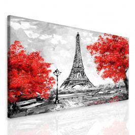 Obraz malby Paříž (50x40 cm) - InSmile ®