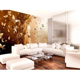 *Zlatí motýli ll. (300x210 cm) - Murando DeLuxe