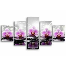 Třpyticí orchidej (150x80 cm) - InSmile ®