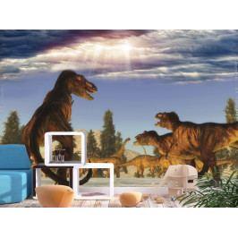 Tyrannosaurus (200x140 cm) - Murando DeLuxe