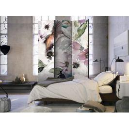 Příroda v akvarelu I (135x172 cm) - Murando DeLuxe