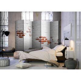 Paraván kamenné tajemství (225x172 cm) - Murando DeLuxe