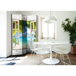 Paraván ostrov snů I (135x172 cm) - Murando DeLuxe