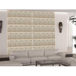 Tapeta architektonický ornament (150x105 cm) - Murando DeLuxe
