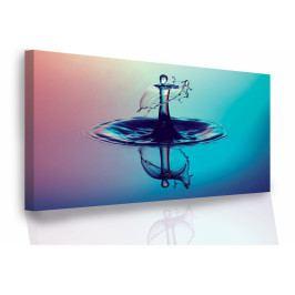 Obraz - Kapka (60x40 cm) - InSmile ®