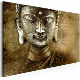 Zlatý Buddha (90x60 cm) - Murando DeLuxe