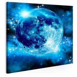 Magický měsíc (40x40 cm) - Murando DeLuxe