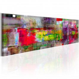 Barevné období (140x42 cm) - Murando DeLuxe